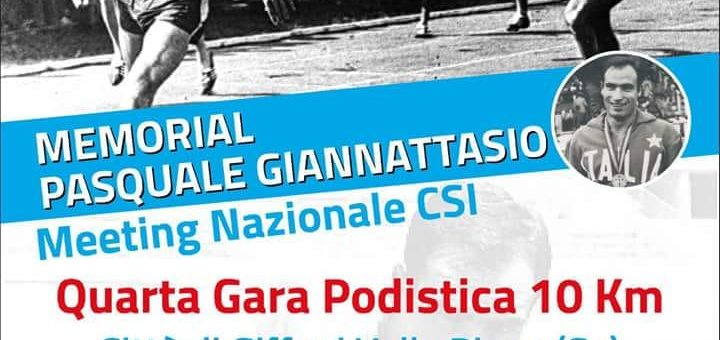 Memorial Pasquale Giannattasio