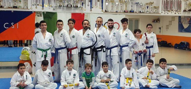 Il cammino del CSI-Taekwondo Agropoli (SA)